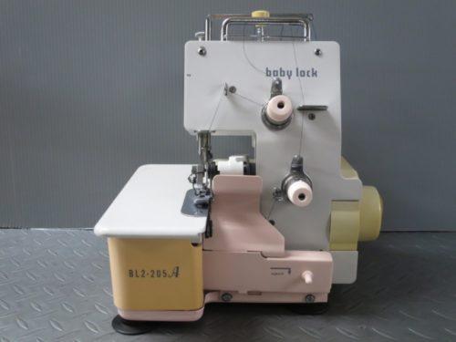 ジューキミシン修理【baby lock BL2-205A】愛知県よりご依頼。