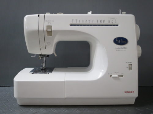 シンガー fit line 6580