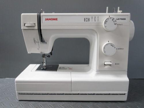 ジャノメ LC-7500