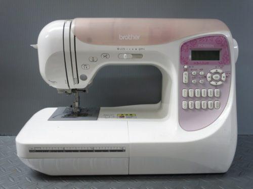 ブラザーミシン修理【PC-8000】愛知県よりご依頼。