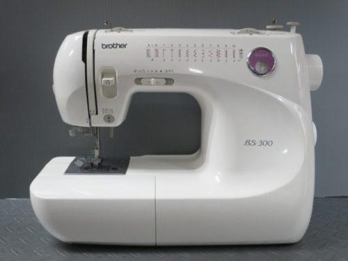 ブラザーミシン修理【BS-300】愛知県よりご依頼。