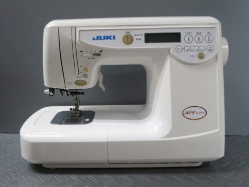 JUKIミシン修理【MOC-2200】大阪府よりご依頼。