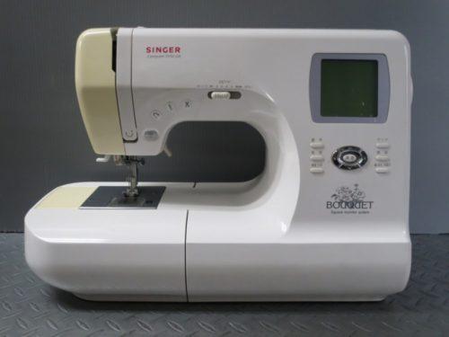 シンガーミシン修理【BOUQUET 9700DX】愛知県よりご依頼。