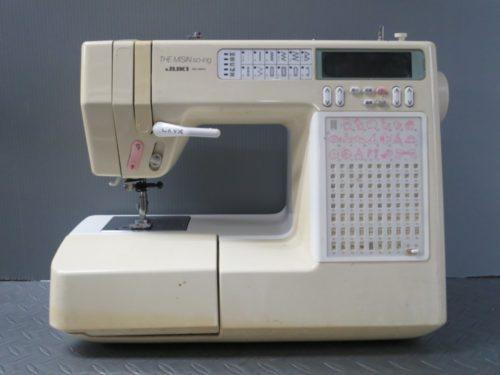 JUKIミシン修理【HZL-8800】静岡県よりご依頼。