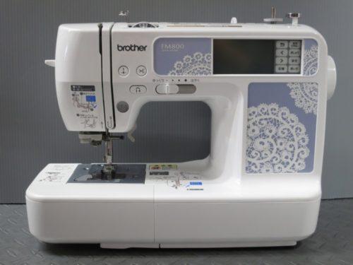 ブラザーミシン修理【FM-8000】愛知県よりご依頼。
