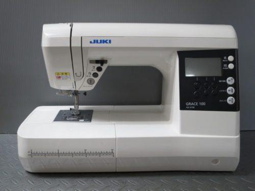 JUKIミシン修理【GRACE-HZL-G100】愛知県よりご依頼。