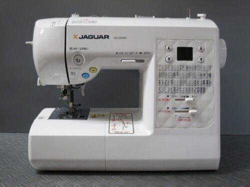 ジャガーミシン修理【CD-2204】新潟県よりご依頼。