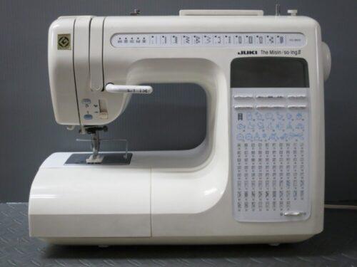 JUKIミシン修理【HZL-9800】愛知県よりご依頼。