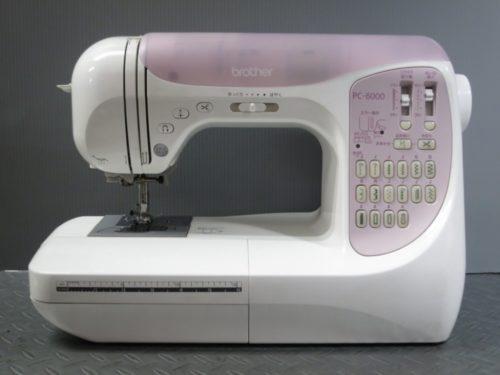 ブラザーミシン修理【PC-6000】愛知県よりご依頼。