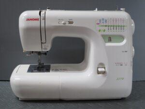 ジャノメミシン修理【JJ-70】愛知県よりご依頼。