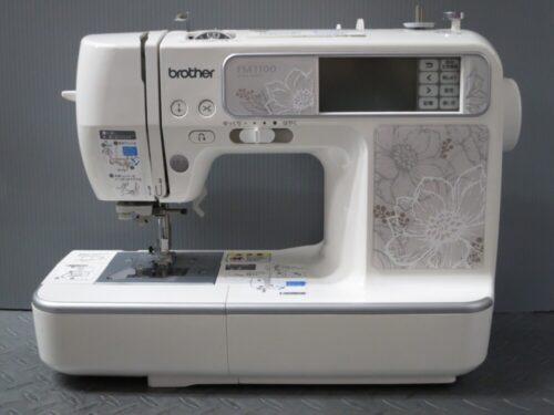 ブラザーミシン修理【FM-1100】京都府よりご依頼。
