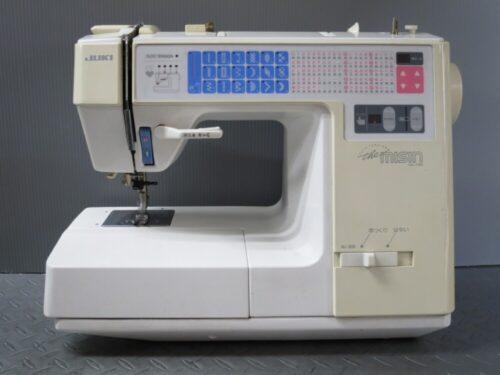 JUKIミシン修理【HZL-7700】福井県よりご依頼。