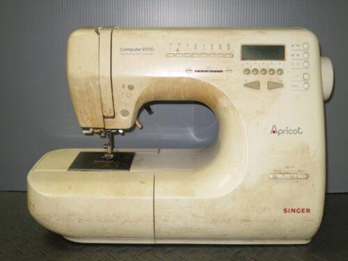 シンガーミシン修理【Apricot 9700】滋賀県よりご依頼。