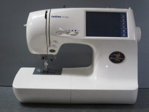 ブラザーミシン修理【M-7000】愛知県よりご依頼。