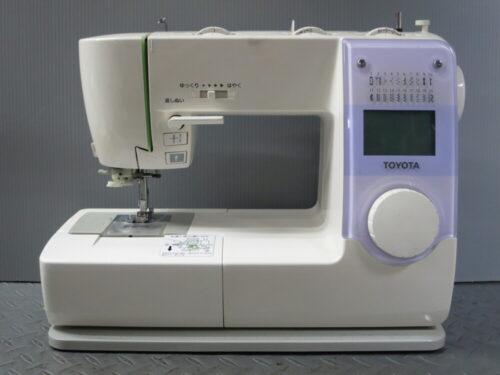 トヨタミシン修理【EU-9003】愛知県よりご依頼。