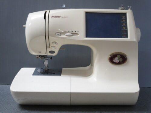 ブラザーミシン修理【M-7100】愛知県よりご依頼。