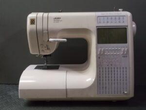 JUKIミシン修理【HZL-9900】徳島県よりご依頼。