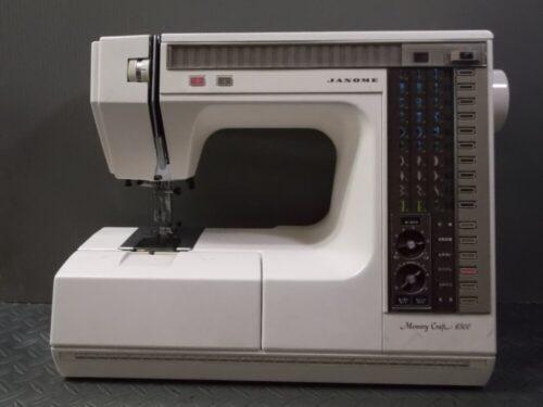 ジャノメミシン修理【MemoryCraft 6500】青森県よりご依頼。