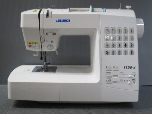 JUKIミシン修理【f-150j】愛知県よりご依頼。