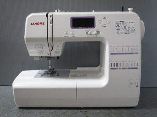 ジャノメミシン修理【JN-51】愛知県よりご依頼。