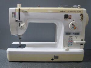 ブラザーミシン修理【Nouvelle 300】神奈川県よりご依頼。