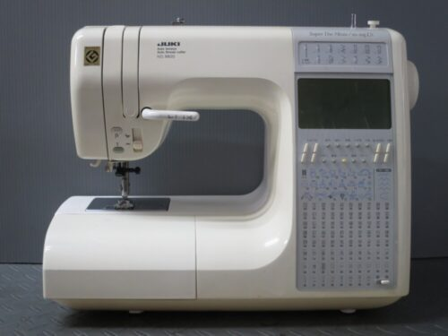 JUKIミシン修理【HZL-9900】鹿児島県よりご依頼。